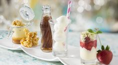 New desserts debut at California Grill in #DisneyWorld!