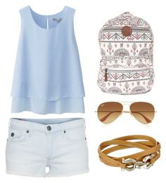 """""""My First Polyvore Outfit"""" by mmartorana ❤ liked on Polyvore"""