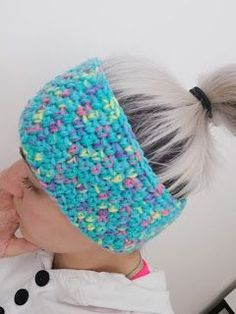 Knitted Headband, Diy And Crafts, Winter Hats, Beanie, Knitting, Handmade, Fashion, Gifs, Creativity