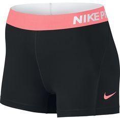 "Women's Nike Pro Cool 3"" Short   Scheels"