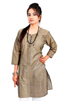 Here we present another Pure cotton kurti . This Kurti is made up of Pure Cotton. The simplicity of this kurti makes this kurti prefect for office