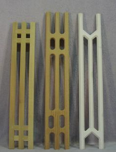 flat sawn balusters uk - Google Search
