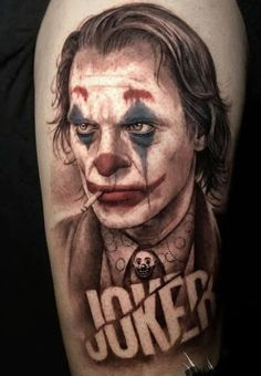 Superheroes are everywhere, from commercial packaging, to pop art, to tattoos. Tattoo Old School, King Tattoos, Body Art Tattoos, Owl Tattoo Design, Tattoo Designs, Bandana Tattoo, Sons Of Anarchy Tattoos, Tattoo Pain, Joker Art