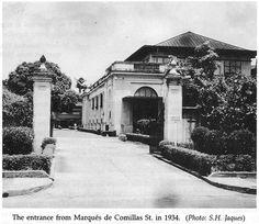 The Manila Club | Manila Nostalgia
