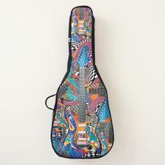Joker Retro Guitar Design Guitar Gig Bag - retro gifts style cyo diy special idea