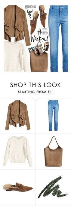 """""""Weekend Style"""" by beebeely-look ❤ liked on Polyvore featuring Closed, casual, weekend, casualoutfit, weekendstyle and gamiss"""