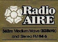 Radio Aire, Leeds, UK