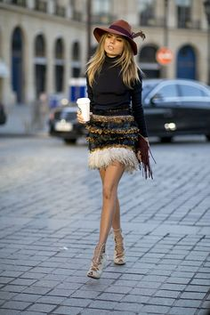 Erica Pelosini Leeman - Style roundup Paris couture SS16 day 1 - January 25, 2016