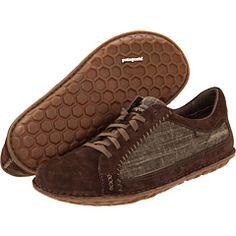 E shoes if I've ever seen them. Patagonia Olulu hemp brown