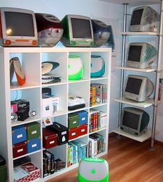 Steve Jobs, Cool Technology, Energy Technology, Technology Gadgets, Imac G3, Retro Arcade Machine, Editing Suite, Nerd Room, Android One