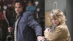 Supernatural season 12 episode 14 A chance to take out a nest of vampires backfires when the alpha-vamp shows up and turns the tables on Mary and the British Men of Letters, who are doing their best to recruit Sam and Dean.