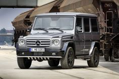 Mercedes-Benz G class BA3 Final Edition
