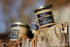 U nás na kopečku: Domácí kachní paštika ... Candle Jars, Candles, Appetizers, Homemade, Cooking, Meat, Blog, Sauces, Preserve