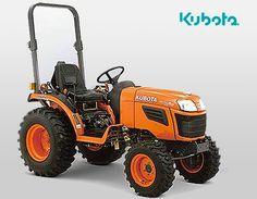 Kubota 2320. Beautiful machine