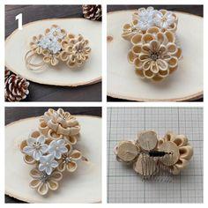 Ribbon Crafts, Japan, Decor, Decoration, Decorating, Japanese, Deco