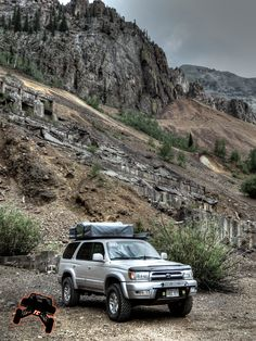 Toyota 4 Runner with Total Chaos Suspension in Colorado 1998 4runner, 3rd Gen 4runner, 2000 Toyota 4runner, Toyota 4x4, Toyota Surf, 4 Runner, Lift Kits, Jeep Cherokee, Cool Trucks