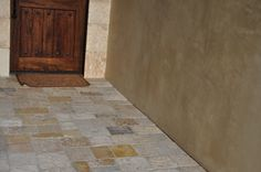 """Our Reclaimed Biblical Limestone, which have been hand salvaged from ancient cities across the Mediterranean Sea, are antique limestone pavers. In its original form, they are up to 8"""" thick, random in width and length. We then gauge them to 5/8"""" thickness to ease installation for your home.  Call (949) 241-5458 for more information or visit our website at neolithicdesign.com"""