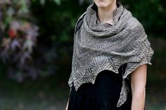 Ravelry: Bark Lines pattern by Joji Locatelli