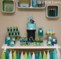 Skylanders Birthday Party Ideas | Photo 11 of 23 | Catch My Party