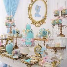 Vivienne's Cinderella 1st Birthday  - Cinderella