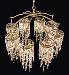 A chandelier from the Savannah collection Lantern Chandelier, Chandelier Lighting, Chandeliers, Light Art, Lamp Light, Botanical Interior, Velvet Room, Bedroom Lamps, Light Installation