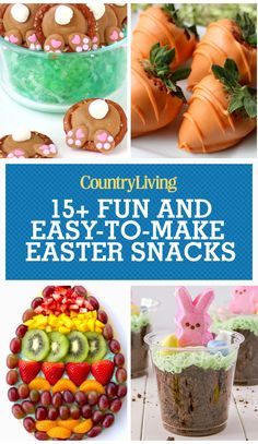 Don't forget to save these creative snackideas for later!