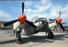 De Haviland mosquito b35 hendon air museum