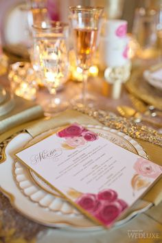 WedLuxe – La Vie En Rose | Photography: Melanie Rebane Photography Follow @WedLuxe for more wedding inspiration!