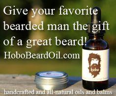 beard oil christmas