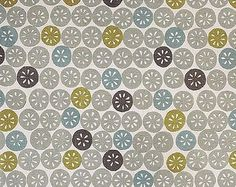 Galbraith & Paul Citrus Fabric in Silver contemporary upholstery fabric