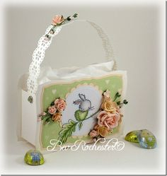 Easter Basket Tutorial