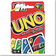 PE Uno - A Great Way to Increase Cardio Fitness and Muscular Strength Using a Game That's Familiar to Most Kids!