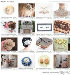 Flowers and Nature http://etsy.me/RcXqpG