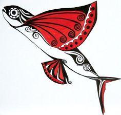 flying+fish+drawing | Flying Fish Art