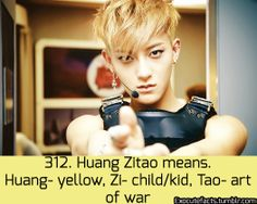 """He is the """"Yellow Art Child of War"""" XD Fitting. Awwww I love the color yellow!! My dearest panda."""