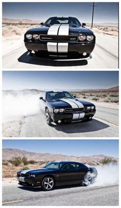 Top 10 Cars that Attract the Opposite Sex- Do you agree? Check out why this Dodge Challenger SRT8 made the list #spon #coolwhips