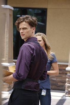 Well. Looks like season 9 Reid is the sexiest one yet... (well, after season 6) <3