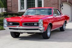 1966 Pontiac GTO Coupe Maintenance of old vehicles: the material for new cogs/casters/gears/pads could be cast polyamide which I (Cast polyamide) can produce Pontiac Gto For Sale, Pontiac Cars, Buick Riviera, 1966 Gto, Gm Car, Sweet Cars, American Muscle Cars, Hot Cars, Custom Cars