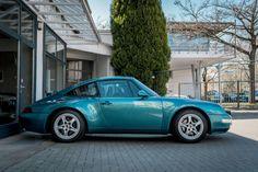 Porsche 993, Metallic, Bmw, Turquoise, Cars, Beautiful, Racing, Used Cars, Vehicles