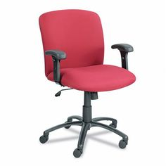 Pin it :-) Follow us :-)) AzOfficechairs.com is your Officechair Gallery ;) CLICK IMAGE TWICE for Pricing and Info :) SEE A LARGER SELECTION of  safco office chair at http://azofficechairs.com/?s=safco+office+chair - office, office chair, home office chair - Safco : Chair, Mid-Back, Big And Tall, Burgundy -:- Sold as 2 Packs of – 1 – / – Total of 2 Each « AZofficechairs.com