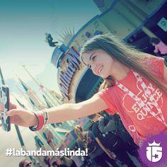 #BuenDiaTe saluda #labandamaslinda de #Disney! Vos también podés ser parte!