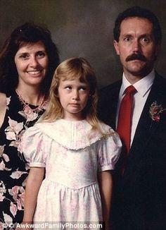 Série photos : j'ai honte mon père est un beauf...
