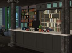 Pixelated Dollhouse