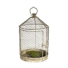 French Dove Cage - $75 Est. Retail - $54 on Chairish.com
