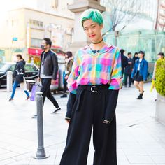 The Best Street Style Beauty From Tokyo Fashion Week