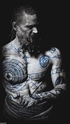 Viking Tattoos Ideas - Scandinavian Tattoo Ideas for Men and Women . - Viking Tattoos Ideas – Scandinavian Tattoo Ideas for Men and Women … – – - War Tattoo, Rune Tattoo, Norse Tattoo, Norse Mythology Tattoo, Pagan Tattoo, Armor Tattoo, Tattoo Ink, Tatto Viking, Viking Art