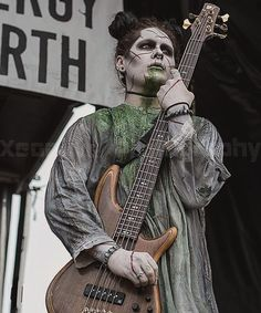 """Devin """"Ghost"""" Sola // Motionless In White"""