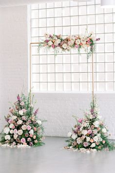 """From the editorial """"Beautiful Spring Colors Put Romance In Full Bloom"""". @simplyelegantxo planned a day for couple Fran and Steph, brimming with special touches and overflowing with love. 