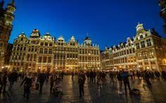 https://flic.kr/p/QR9xpv | Grand Place | Brussels, belgium