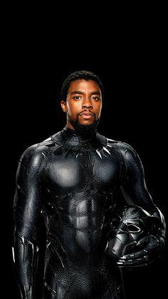 Black Panther Marvel, Black Panther Art, Black Panther Character, Marvel Dc, Marvel Heroes, Wallpaper Bonitos, Black Panther Chadwick Boseman, Black Panthers, Marvel Wallpaper